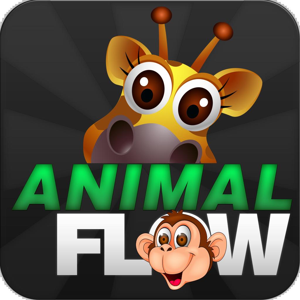 AnimalFlow: Pair Match Puzzle Free Fun Game